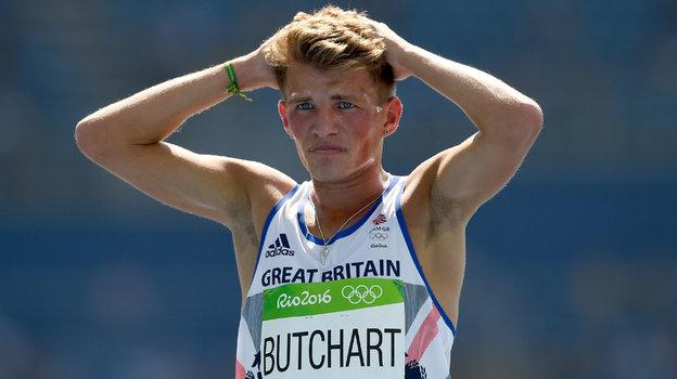 Олимпиада вТокио: британский бегун Эндрю Батчарт избежал наказания заподделку теста накоронавирус