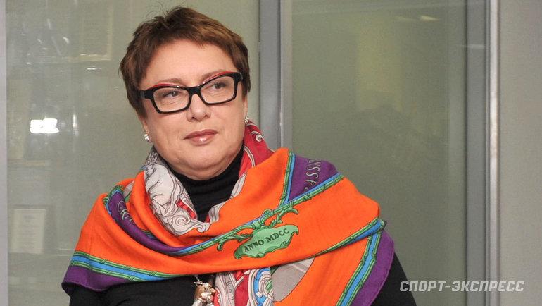 Ольга Смородская. Фото Федор Успенский, «СЭ»