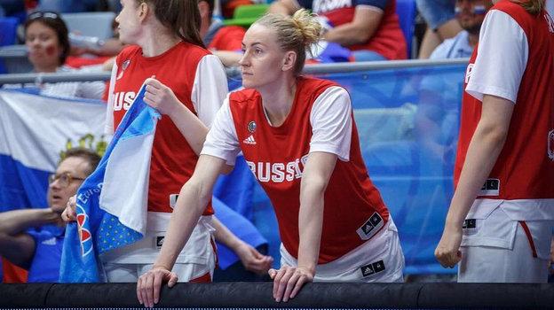 Почему российская баскетболистка Мария Черепанова несыграет втурнире 3х3 наОлимпиаде вТокио