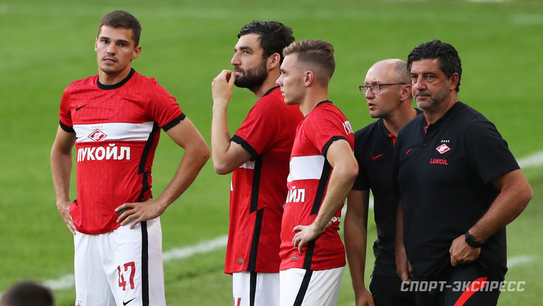 Кто станет соперником «Спартака» по3-му отборочному раунду? Фото Александр Федоров, «СЭ» / Canon EOS-1D X Mark II