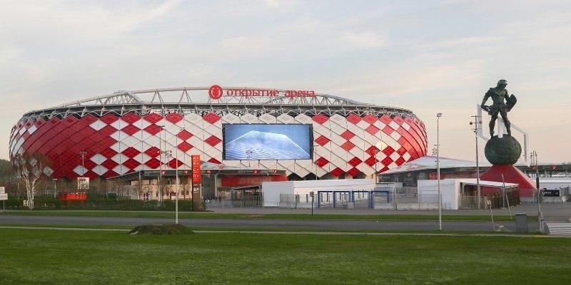 «Открытие Арена». Фото Википедия.
