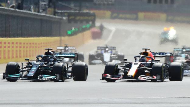 Формула-1. Гран-при Великобритании: столкновение Хэмилтона иФерстаппена, кто виноват