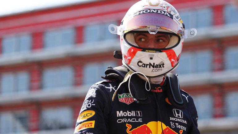 Макс Ферстаппен. Фото Reuters