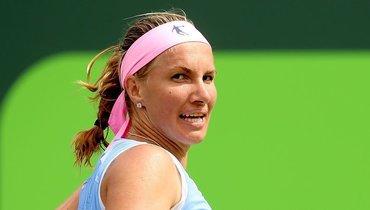 Кузнецова потеряла две строчки врейтинге WTA