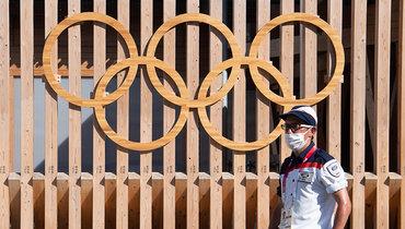 Олимпийские игры вТокио.