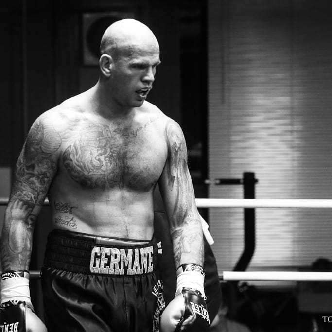 Немецкий боксер Михаэль Валлиш. Фото Instagram