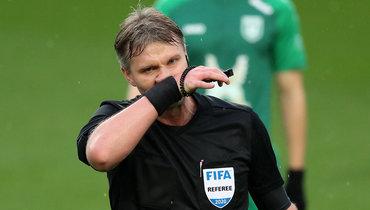 Кашшаи высказался одисквалификации арбитра Лапочкина
