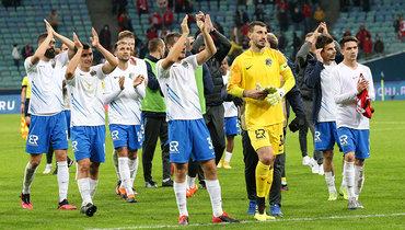«Сочи» может встретиться с «Партизаном» втретьем квалификационном раунде Лиги конференций