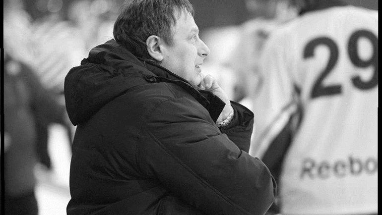 Владислав Спинка. Фото ФХМР.