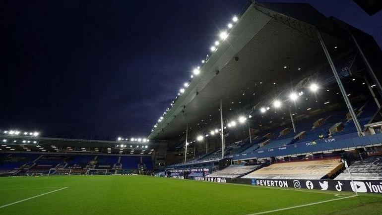 Стадион «Эвертона». Фото AFP