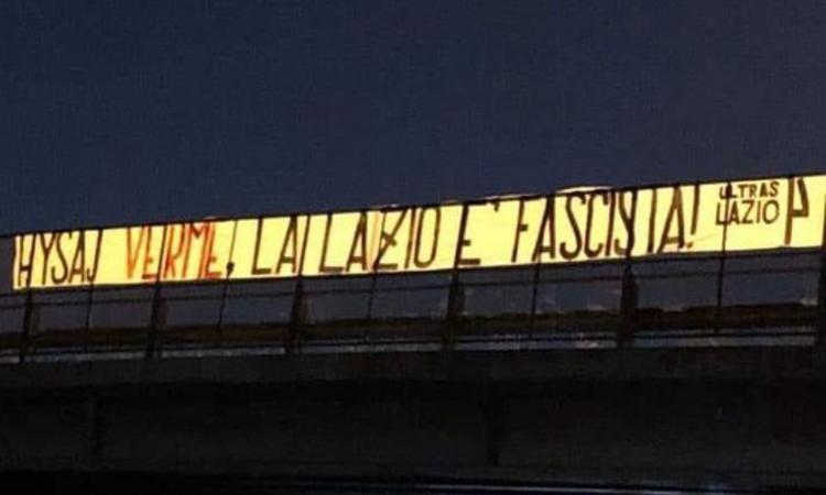Фанаты «Лацио» раскритиковали Эльсеида Хюсая. Фото Twitter