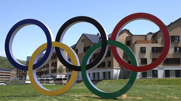«Быстрее, выше, сильнее— вместе»— новый девиз Олимпиады. Фото Reuters