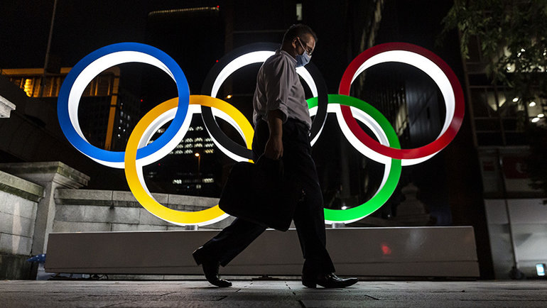Олимпиада в Токио. Фото Getty Images