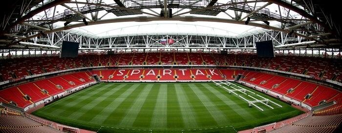Домашний стадион «Спартака»— «Открытие банк арена». Фото UEFA.com