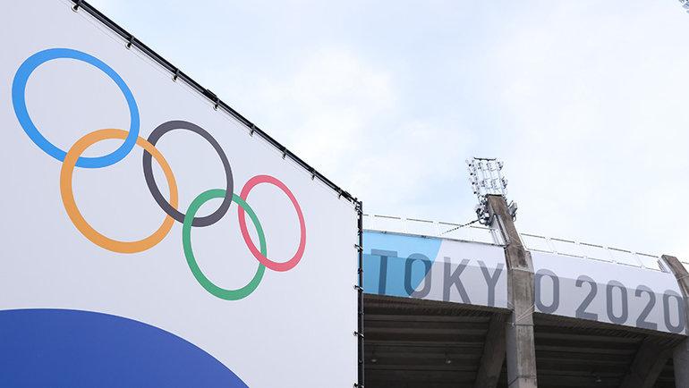 Олимпиада вТокио. Фото Global Look Press