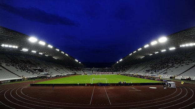 Cтадион «Полюд». Фото Getty Images