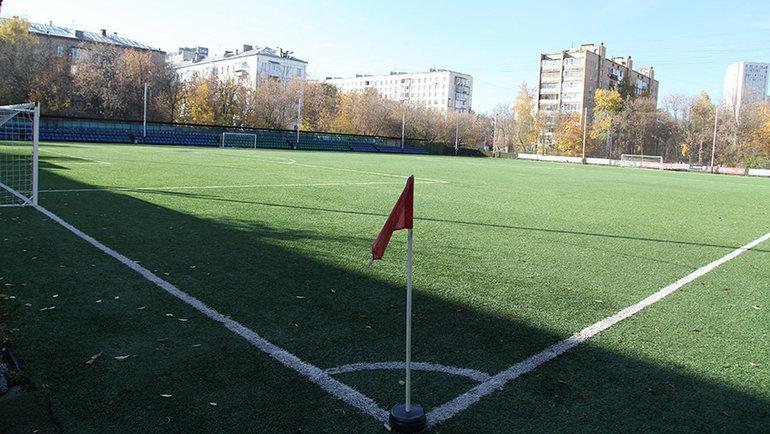 Стадион «Спартаковец».