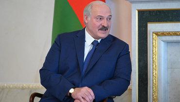 Лукашенко призвал посла «набить морду» мэру Риги за замену флага Белоруссии на ЧМ-2021