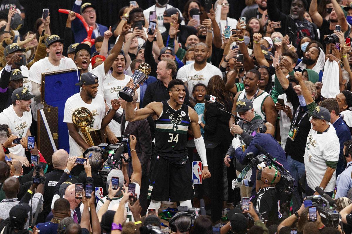 «Милуоки» стал чемпионом НБА впервые за50 лет. Почему это важно?