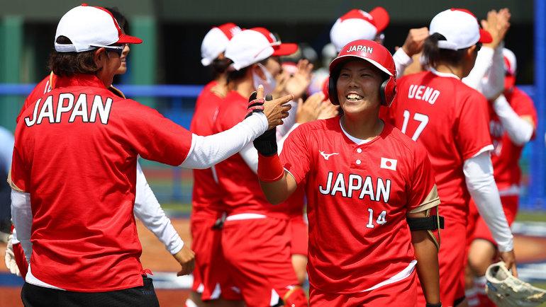 Япония разгромила Австралию. Фото Getty Images