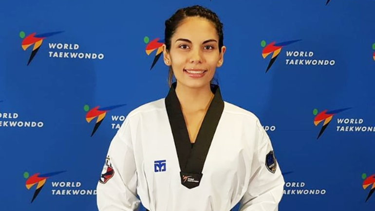 Фернанда Агирре. Фото Instagram