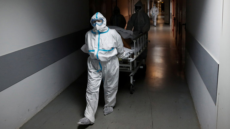 Коронавирус вРоссии имире. Фото Reuters
