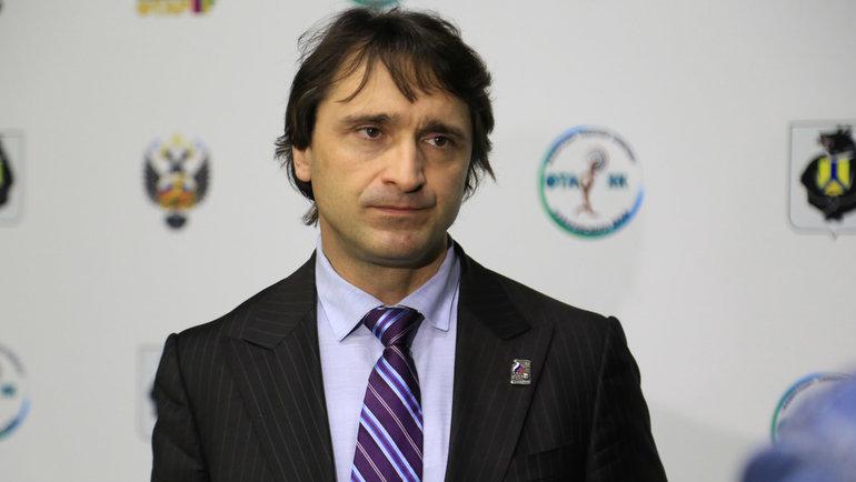 Максим Агапитов. Фото ФТАР
