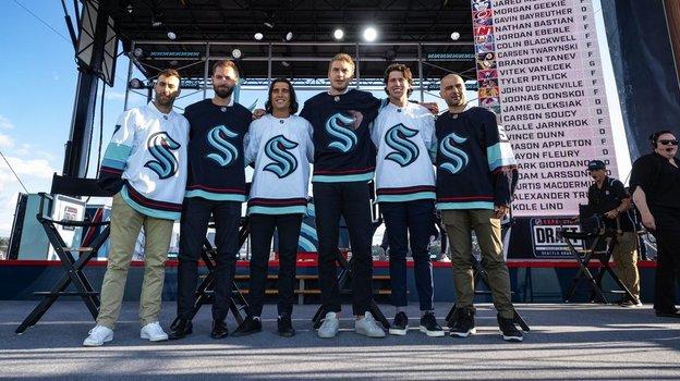 Каким будет состав новичка НХЛ «Сиэтл Кракен», почему новый клуб невыбрал россиян надрафте расширения