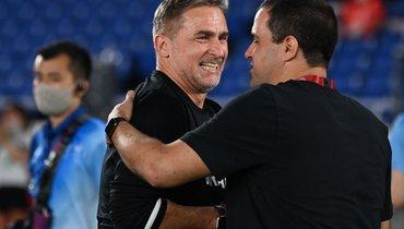 Таски высказался овозможном назначении Кунца напост главного тренера сборной России