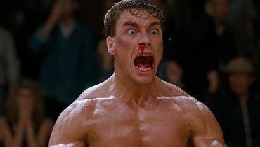 Кадр изфильма «Кровавый спорт».