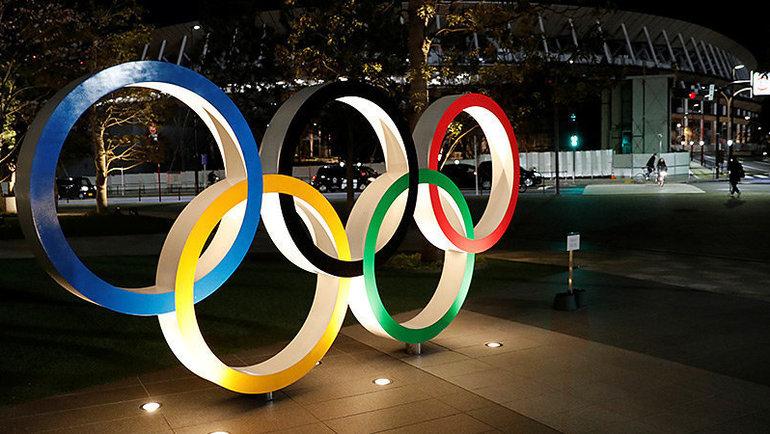 Олимпиада вТокио. Фото Reuters
