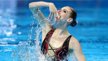 Светлана Ромашина. Фото Getty Images