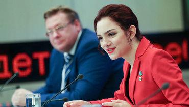 Медведева: «Ура! Наконец-то начались долгожданные Олимпийские игры»
