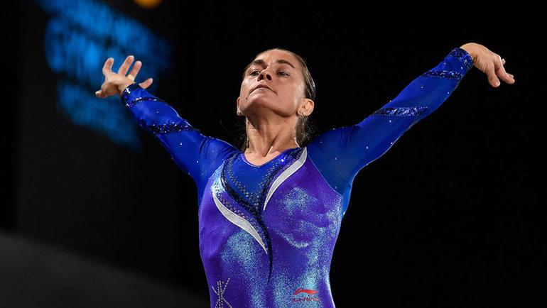 Ольга Чусовитина. Фото Getty Images