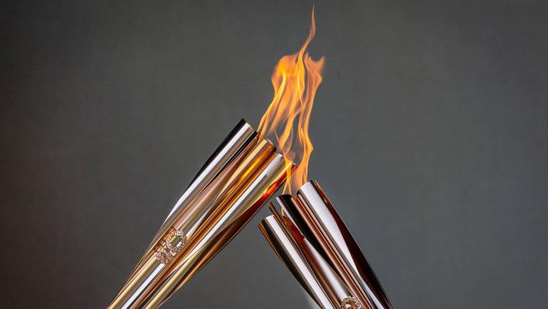 Олимпийский огонь. Фото Getty Images