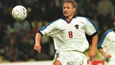 1999 год. Валерий Карпин.