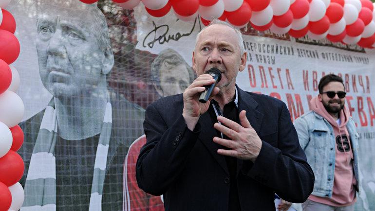 Олег Романцев. Фото Никита Успенский.