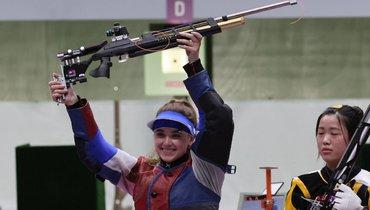 Анастасия Галашина.