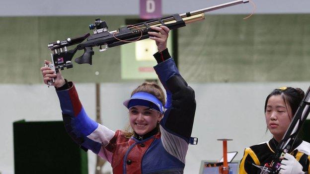 Анастасия Галашина. Фото ОКР
