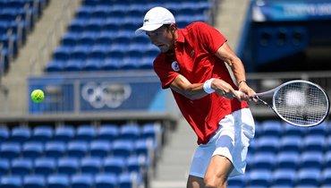 Медведев победил Бублика ивышел в1/16 финала турнира Олимпиады