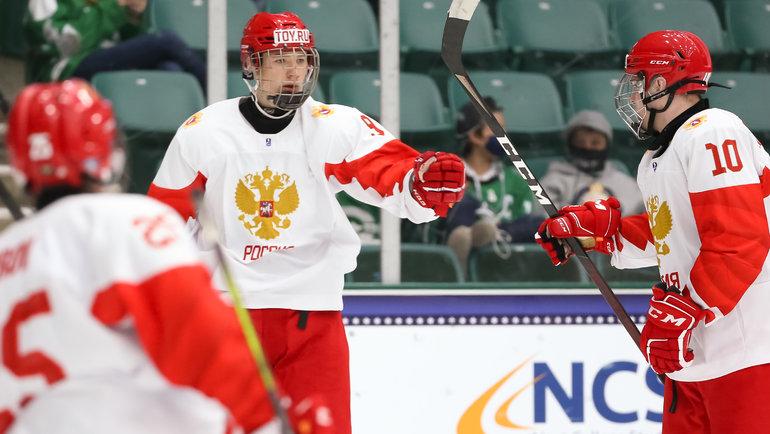 Федор Свечков. Фото IIHF