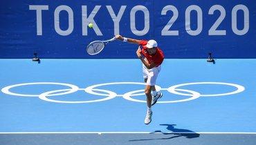 «Просто заколебал!» Медведев взбесил теннисиста изКазахстана иначал Олимпиаду спобеды