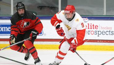Федор Свечков выбран «Нэшвиллом» под 19-м номером драфта НХЛ-2021.