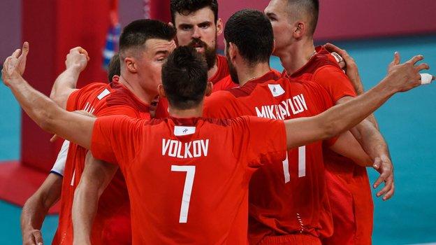 Россия— Аргентина— 3:1. Фото AFP