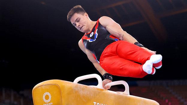 Никита Нагорный. Фото Getty Images