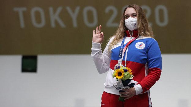 Анастасия Галашина. Фото Getty Images