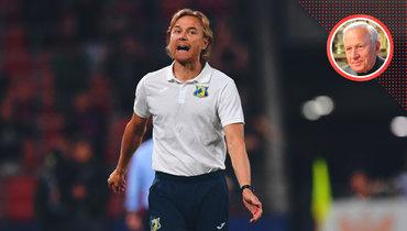 Почетный президент РФС— оназначении Валерия Карпина напост главного тренера сборной.