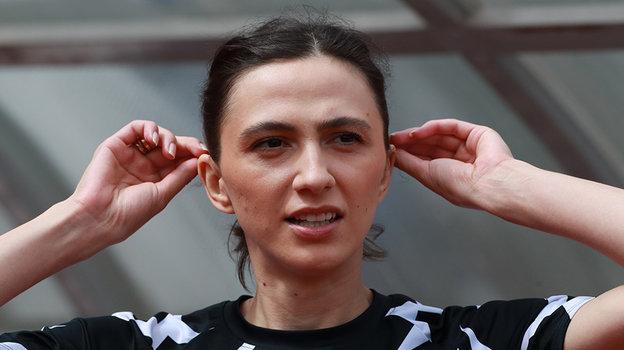 Мария Ласицкене. Фото Александр Федоров, «СЭ» / Canon EOS-1D X Mark II