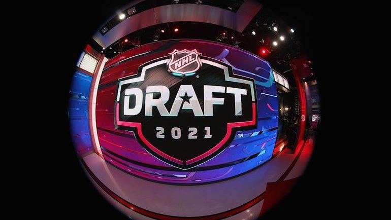 Драфт НХЛ-2021.