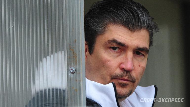 Николай Писарев. Фото Федор Успенский., «СЭ»